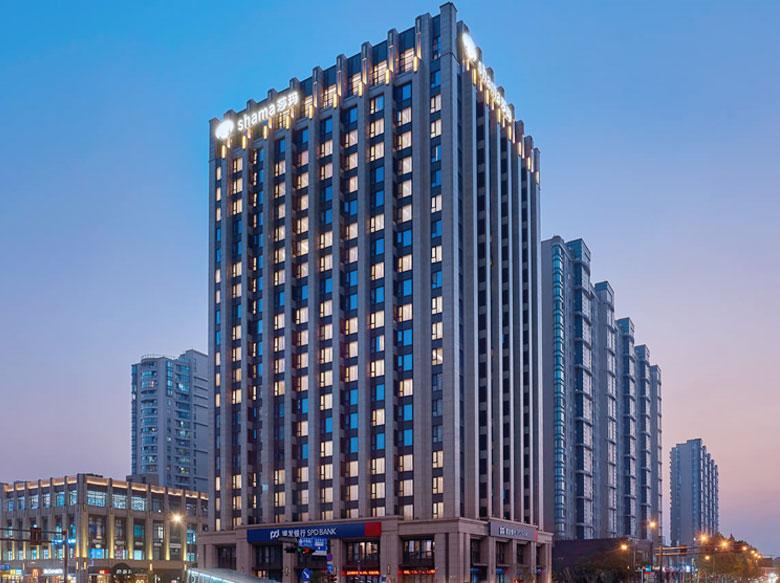 杭州莎玛酒店实木地板案例