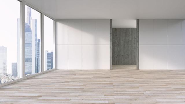 集团总部办公地板优选-实木复合地板