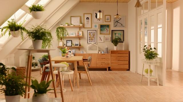 出租房装修的不二选择:强化复合地板选择小技巧