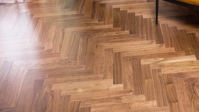 人字拼地板—黑胡桃MT-10