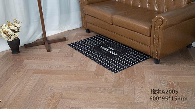 怎样保养拼装地板?