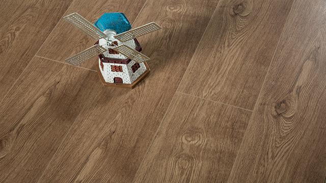关于强化复合地板的介绍!